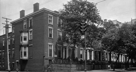 Historic Photo Of The Building