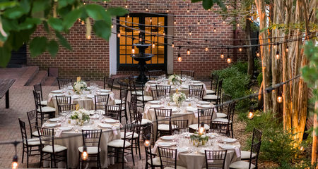 Meetings & Events | Intimate Meetings and Elegant Banquets in